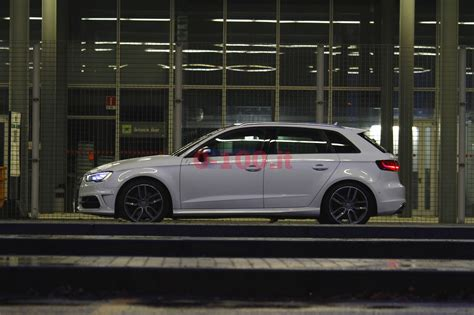 Test Audi S3 by Test Drive Audi S3 2 0 Tfsi Quattro Sportback S Tronic