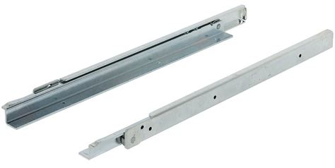Roller Drawer Runners by Drawer Roller Runners Single Extension Load Capacity