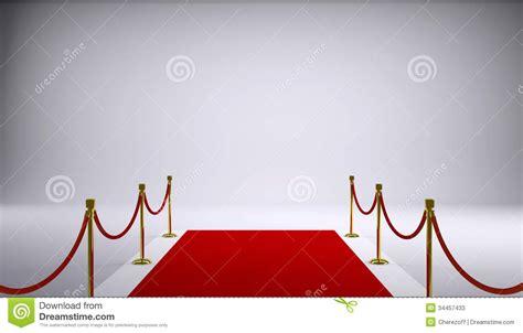imagenes de alfombras rojas la alfombra roja fondo gris imagen de archivo imagen