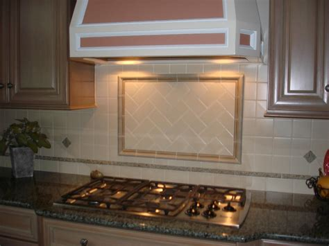 kitchen with tile backsplash versatility of ceramic tile backsplash for kitchen my