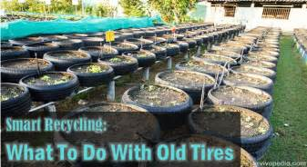 Do Car Tires Get With Age Smart Recycling What To Do With Tires Survivopedia