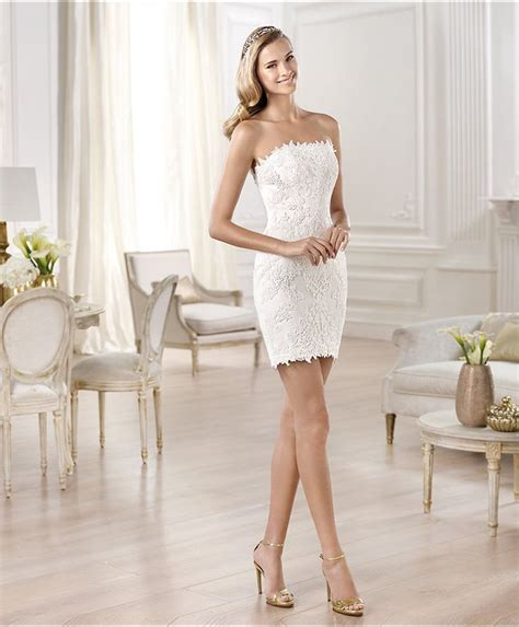 Ona Dress ona 187 wedding dresses 187 2014 fashion collection 187 pronovias shown in version without
