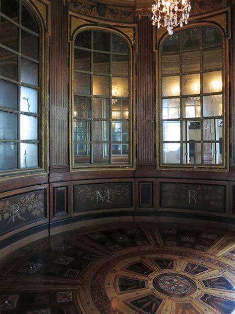 Cabinet Mansart Versailles by Versailles Parquet Floor
