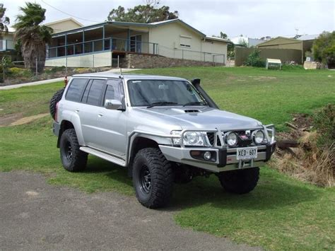 nissan safari lifted cool trucks page 7 advrider nissan patrol safari