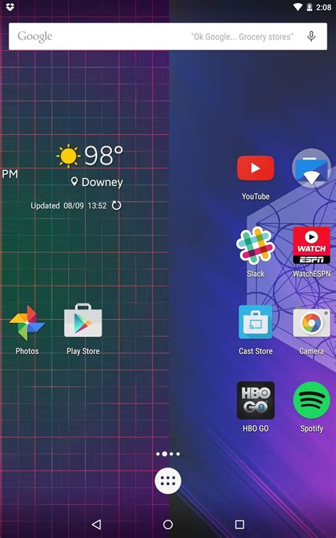 android scrolling wallpaper full hd p  pc