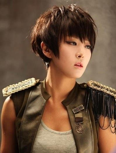 ziyi thin hair 62 best images about asian short hair on pinterest yoon