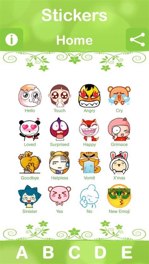 Messenger Stickers Free