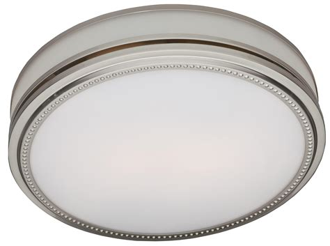 Bathroom Vent Light 83001 Ventilation Riazzi Bathroom Exhaust Fan With Light Brushed Nickel Bathroom Vent