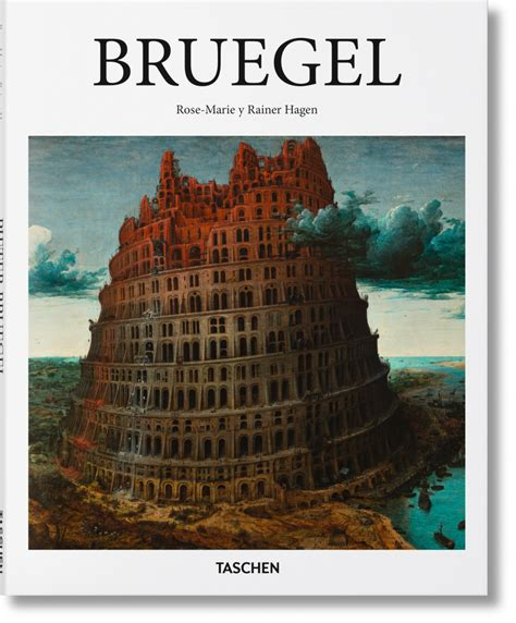 libro the bruegels lives and bruegel serie menor arte libros taschen