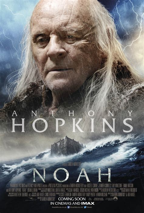 film noah noah movie poster we geek girls
