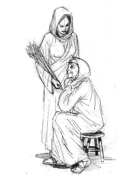 ruth and naomi by jamesq on deviantart