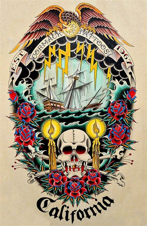 tattoo art prints 1000 ideas about nautical tattoos on ship