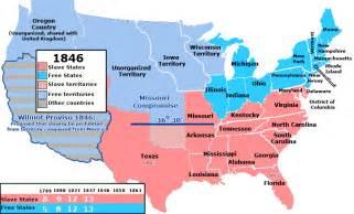 us map highlight states free lsaushistory13 wilmot proviso