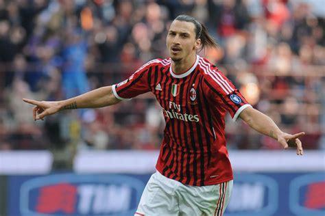 Ac Milan Zlatan Ibrahimovic zlatan ibrahimovic photos photos ac milan v us lecce