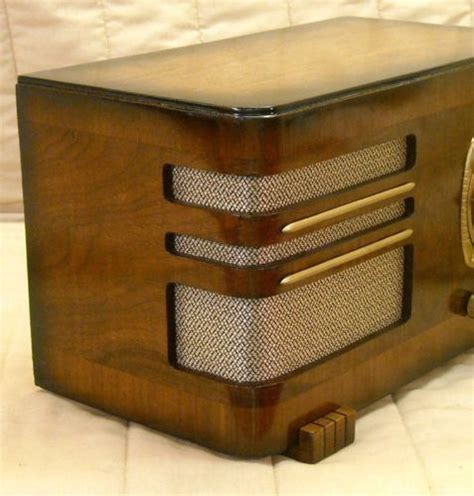 vintage speaker grill cloth deco antique radio