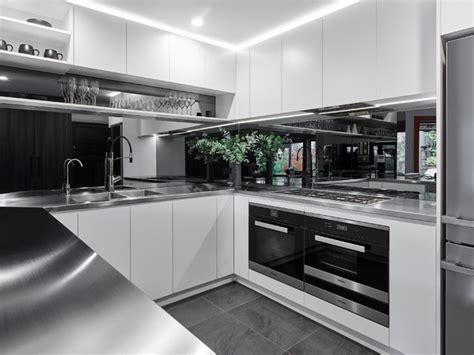 Kitchen Designs Adelaide Light Place Contemporary Kitchen Adelaide By Brilliant Sa