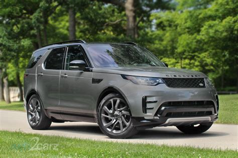 land rover discovery hse 2017 land rover discovery hse luxury review web2carz