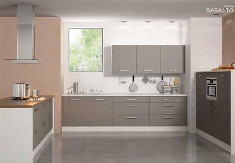 armarios de cocina nueva cocina basalto antihuella muebles de cocina sol