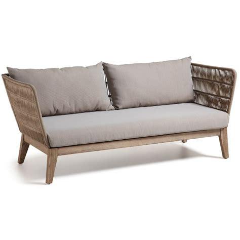 alana divano 3 posti con struttura in legno massiccio