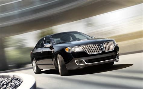 lincoln mkz 2012 2012 lincoln mkz front view in motion photo 3