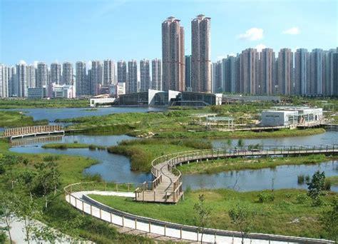 Landscape Architecture Hong Kong Hong Kong Wetland Park Landscape Architecture