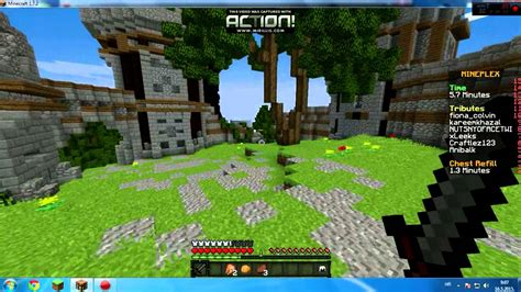 minecraft hunger games 16 feat ramy youtube minecraft hunger games ep 1 timeri youtube
