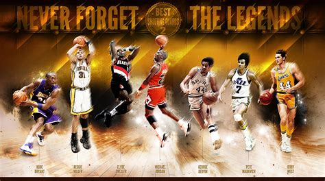 basketball sports nba legends kobe bryant reggie miller