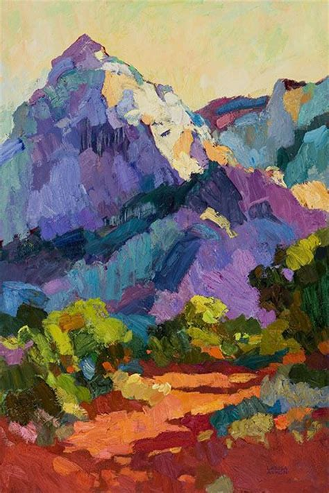 beautiful great paintings and mountain paintings on