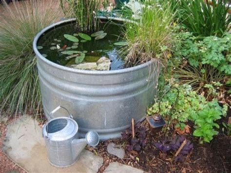 diy backyard ponds diy containers garden pond home design garden architecture blog magazine