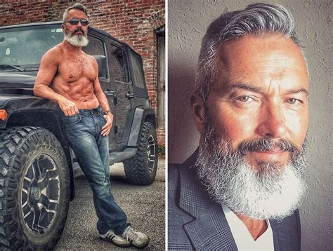 54 years old man 25 most handsome older men are hot as hell 16 will make