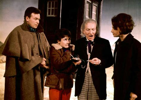 Dr Susan Breast Original nov 23 1963 doctor who materializes on wired