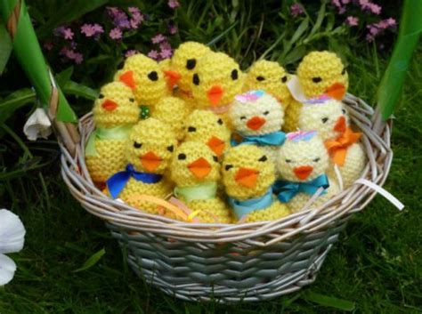 knitting pattern easter chick creme egg knitting pattern for easter egg chicks knitting pattern