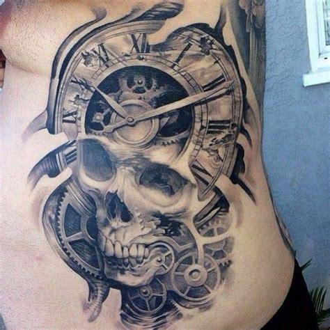 Calf Skin Rug Quelle Est La Signification Du Tatouage D Horloge