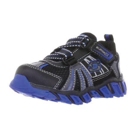 skechers 90405l pillar sneaker with blinking lights