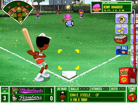 backyard baseball 1997 download download backyard baseball windows my abandonware