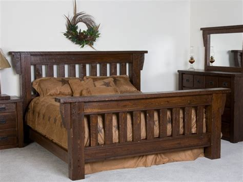 barn wood bed frame rustic barn beds pilotproject org