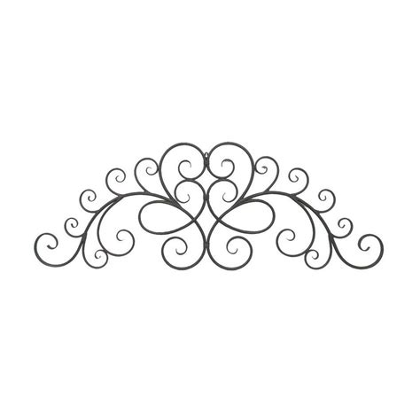 three hands home decor three hands metal wall decor 62365 the home depot