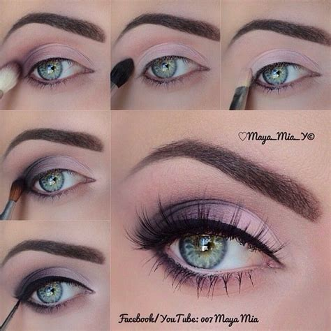 eyeshadow tutorial easy beautiful easy eye makeup tutorial pictures photos and