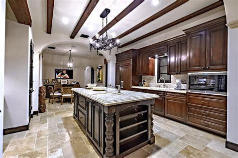 Kitchen Kitchen La Quinta Inside The Multimillion Dollar Homes Of 2016 S Oscar Nominees