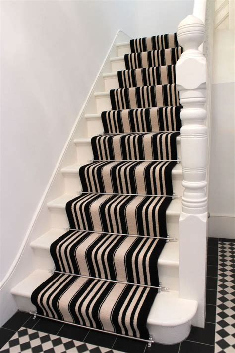 staircase rugs 25 best ideas about striped carpet stairs on grey striped carpet striped carpets