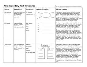 Best images of ez reading worksheets cause and effect text structure