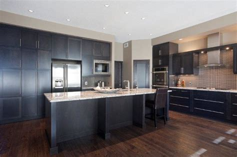 Kitchen Backsplash Ideas White Cabinets Charcoal Kitchen Contemporary Other By Jeff Johnson