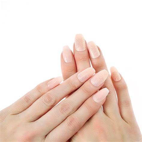 Nail Nail Nail by Pack 24 Glitter False Nails S