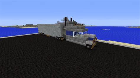 minecraft semi truck minecraft vehicle semi truck how to youtube