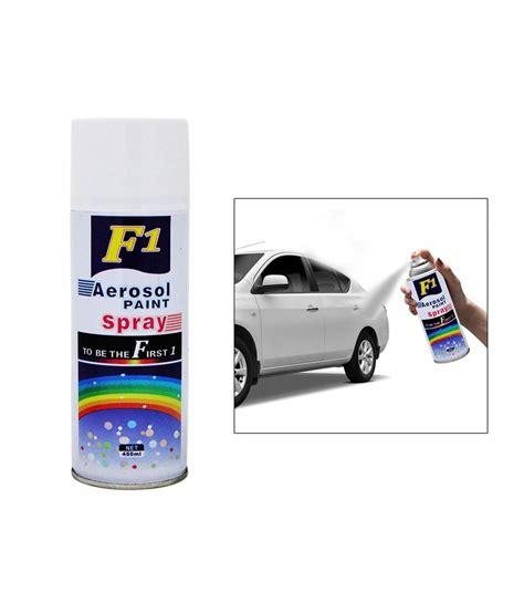 Sprei Cars Racing f1 car touchup spray paint 450ml white buy f1 car touchup