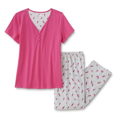 Birdie Pajamas Shirt Top s pajama shirt bird shop your way shopping earn points