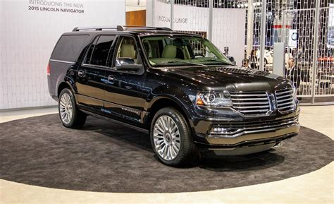 lincoln navigator l 2015 car and driver