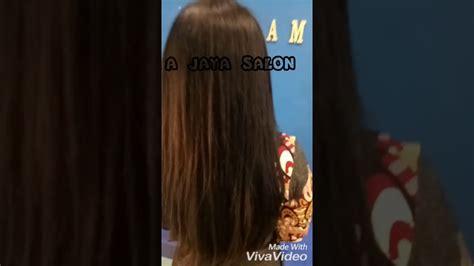 Sambung Rambut Di Isye Salon sambung rambut a jaya salon belitung video9