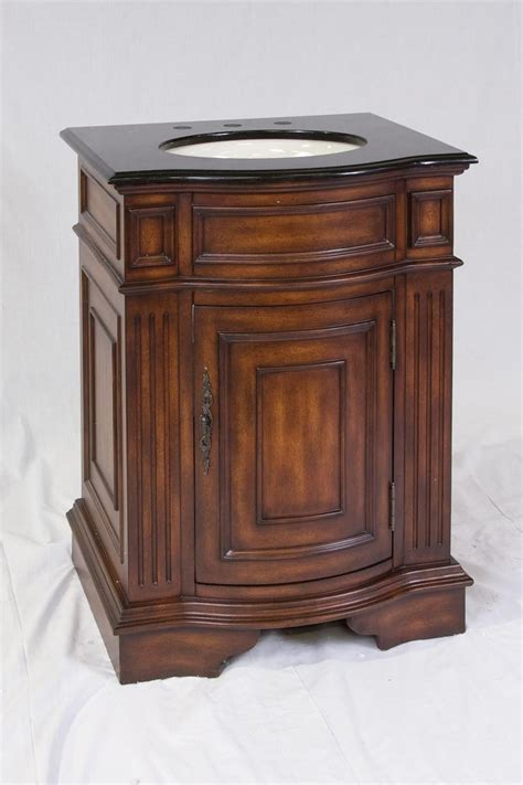 26 inch vanity for bathroom bergen single 26 quot inch traditional bathroom vanity