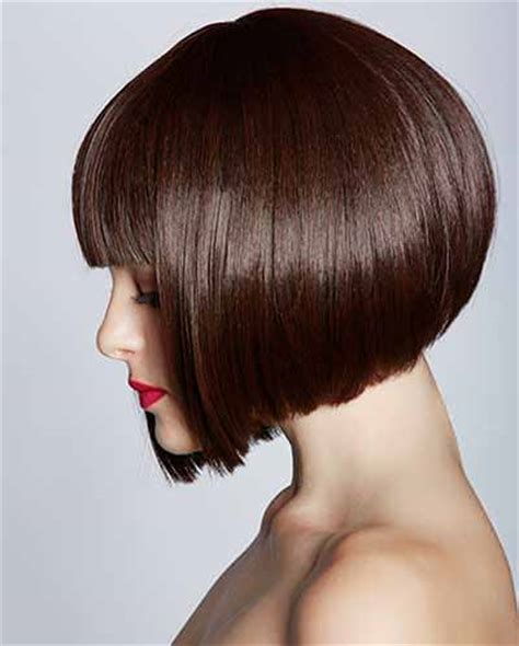 razored angled bob cut 7 best hairstyles for round faces women over 50